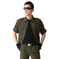 户外军迷用品服饰 迷彩服男士套装 野战休闲