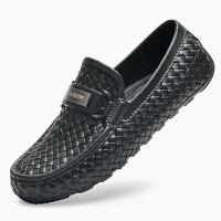 夏季晴雨鞋男士短筒低帮雨靴防滑耐磨水鞋厨房工作鞋防水胶鞋套鞋