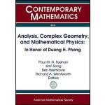 【预订】Analysis, Complex Geometry, and Mathematical Physics: I
