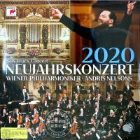 预售 中图音像 2020维也纳新年音乐会 3LP 黑胶 原装进口 原版 指挥安德里斯・尼尔森斯