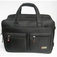 超大号加厚19 20寸一体式电脑包可装便携式打印机手提旅行工具包 特大号20寸