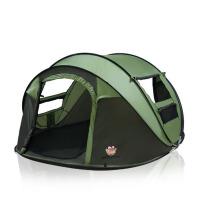 户外3-4人全自动豪华款 野外露营家庭帐篷速开帐篷