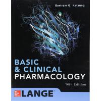Basic and Clinical Pharmacology 9781259641152