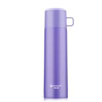 男女不锈钢保温杯水杯士直身杯带盖学生保温水壶便携