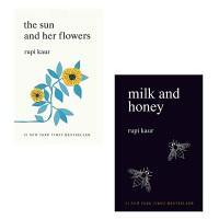 【中商原版】露比・考尔诗集2册套装 太阳与她的花 牛奶与蜂蜜 英文原版 The Sun and Her Flowers