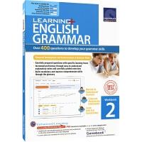 【首页抢券300-100】SAP Learning Grammar Workbook 2 小学二年级英语语法练习册在线测