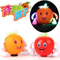 婴幼儿益智早教玩具电动苹果橘子故事机发光音乐供应