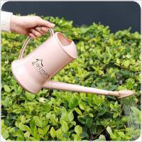 加厚塑料长嘴浇花喷水壶 家用园艺绿植盆栽喷洒浇花花洒壶
