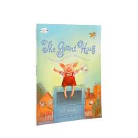 【悦悦图书】凯迪克图书 英文原版绘本 原装进口 名家作品 The Giant Hug 英语启蒙认知【平装】
