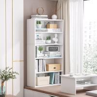 【一件3折】书架简约置物架学生卧室落地小书柜简易客厅省空间经济型组装架子