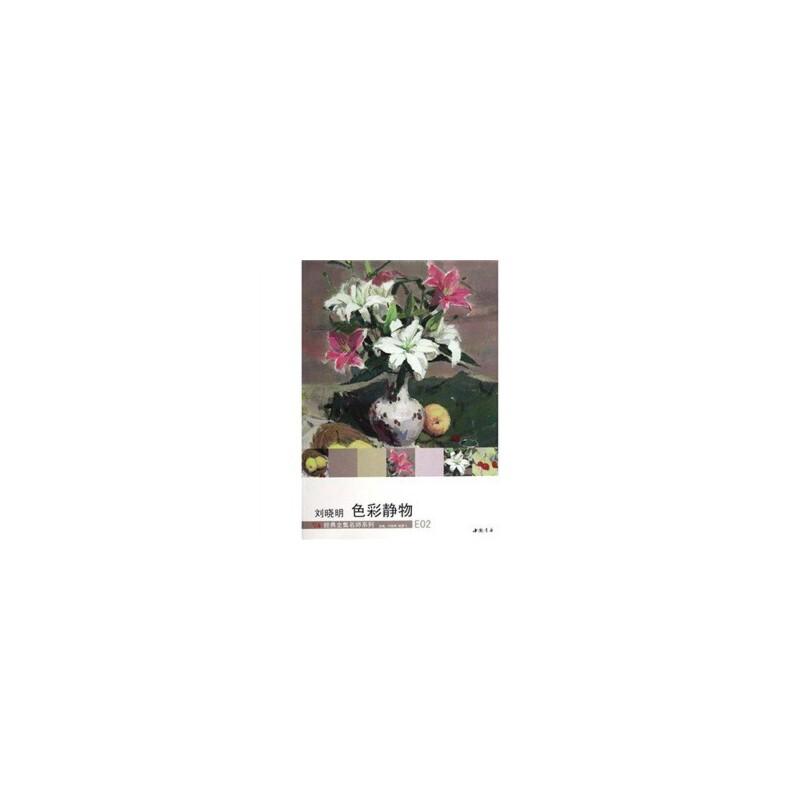 经典全集名师系列:刘晓明色彩静物