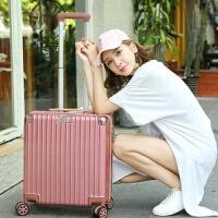 16寸18寸登机密码箱小行李箱女迷你可爱拉杆箱万向轮旅行箱子