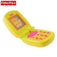 婴儿音乐早教玩具1-3岁玩具手机 宝宝仿真电话机Y2771