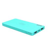 【苏宁易购】JOWAY乔威 JP83品牌移动电源 10000毫安超薄聚合物移动电源 手机充电宝 粉色