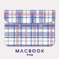 红白蓝苹果笔记本 内胆包macbook air pro保护套12 13 15寸电脑包 13寸 air 电脑包+ 收纳包