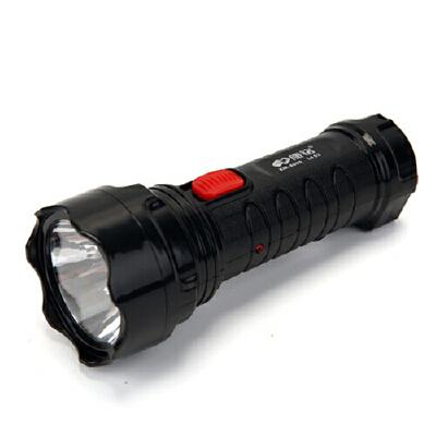 康铭(KANGMING)LED手电筒强光户外充电KM-8699