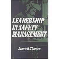 【预订】Leadership in Safety Management 9780471533269