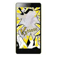 联想 乐檬 K3 Note(K50-t5)16G 移动联通4G手机 双卡双待