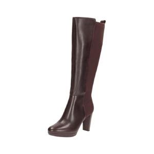 Clarks/其乐女鞋2017秋冬新款英伦时尚休闲长靴Kendra Glove专柜正品直邮