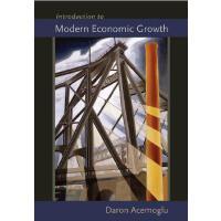 【预订】Introduction to Modern Economic Growth 9780691132921