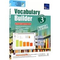 初中英语词汇专项训练第3册 SAP Vocabulary Builder Secondary Level 3 新加坡英语