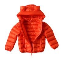 女童外套秋冬婴儿羽绒服轻薄款保暖男宝宝外套