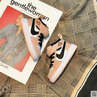 高�瓦\�有�小童潮鞋��很�底�W步鞋女����鞋子秋季女��子粉����鞋