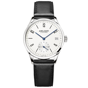 艾戈勒女表时尚潮流手表简约 全自动机械表皮带防水女士腕表