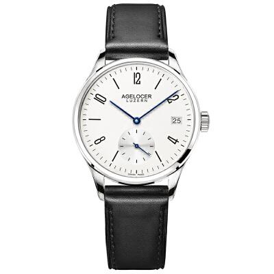 艾戈勒女表时尚潮流手表简约 全自动机械表皮带防水女士腕表 支持七天无理由退换货,零风险购