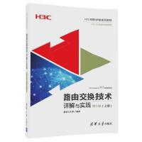 路由交换技术详解与实践 第1卷 上册 H3CNE认证教程 自学路由交换技术入门到精通 H3C网络技术参考教程 网络工程