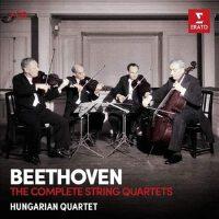 现货 [中图音像][进口CD]匈牙利四重奏 贝多芬四重奏全集 Hungarian Quartet - Beethove