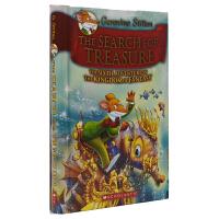 Geronimo Stilton The Search For Treasure #6 老鼠记者幻想王国#6 寻找宝藏
