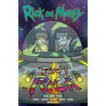 【预订】Rick and Morty Vol. 5