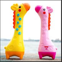 儿童话筒宝宝卡拉OK唱歌机无线麦克风宝宝扩音音乐玩具