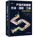 产品开发管理方法.流程.工具(300个方法,400个工具)