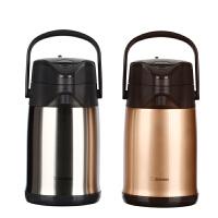 日本象印ZOJIRUSHI不锈钢气压式保温瓶/真空保温壶/家用暖水瓶水壶2.2L/3.0L