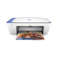 惠普/HP 2621 彩色喷墨打印机一体机无线WiFi三合一连续打印复印扫描A4