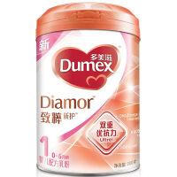 多美滋(Dumex)致粹婴儿配方乳奶粉1段(0-6个月)900克