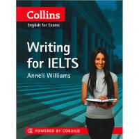 【二手书8成新】Collins Writing for Ielts柯林斯雅思写作 英文原版 Anneli Willia