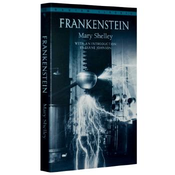 华研原版 Frankenstein 科学怪人 弗兰肯斯坦 英