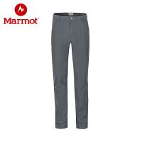 Marmot/土拨鼠2019夏季运动户外登山宽松透气男士速干长裤R42150
