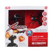 雅得822S 遥控飞机无人直升机迷你耐摔四轴飞行器儿童玩具对战