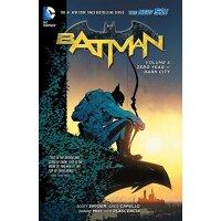英文原版Batman Vol. 5: Zero Year - Dark City