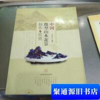 【旧书二手9成新】中国微型山水盆景制作与鉴赏 /马伯钦 上海科学技术出版社