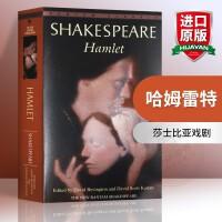 华研原版 哈姆雷特 王子复仇记 英文原版 Hamlet 莎士比亚戏剧 Shakespeare 全英文版进口英语书籍