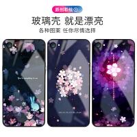 苹果6手机壳 女款6splus防摔套iphone6s潮牌硅胶个性玻璃ipone六 网红同款