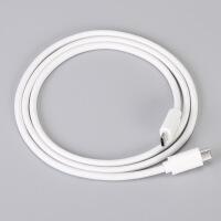 双头type-c5A数据线MacBook笔记本充电线USB-C公对公手机PD快充线 2.0/5芯 5A白色(0.5米)