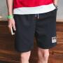点就 夏天男运动休闲五分短裤夏季马裤宽松沙滩大裤衩5分男士夏裤子潮K1782