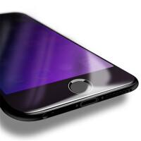 【2片装】iPhone全屏钢化膜+手机壳 iPhone7钢化膜 iPhone6s钢化膜 iPhone8钢化膜 iPho
