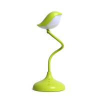纽曼 led小夜灯 创意鸟语充电壁灯调光护眼床头书桌学习台灯女生生日礼物